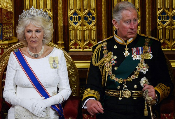Принц Чарльз и Камилла Паркер-Боулз подали на развод