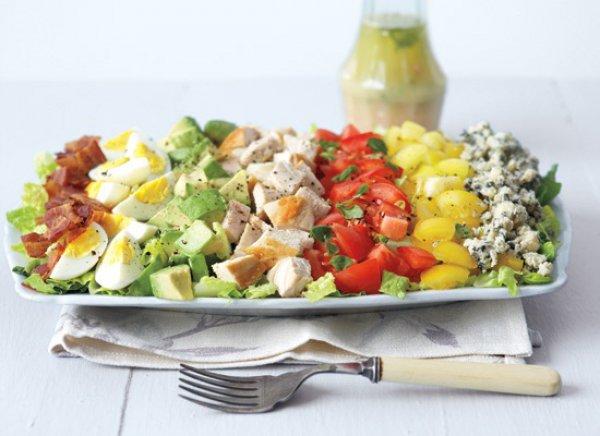 летние салаты и закуски рецепты с фото