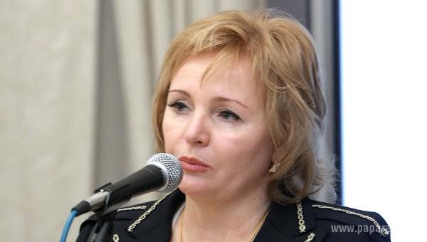 Людмила Путина – первая леди России