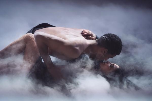 """Відома франківська співачка Лама """"запалила"""" у новому кліпі з партнером Лесі Нікітюк з """"Танців з зірками"""" (відеокліп)"""