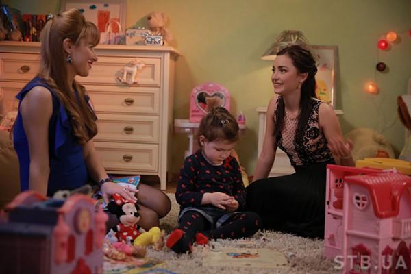 Холостяк 5: Лена с сестрой и племянницей Сергея