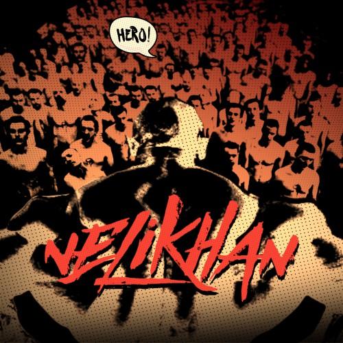 Обложка дебютного сингла VELIKHAN