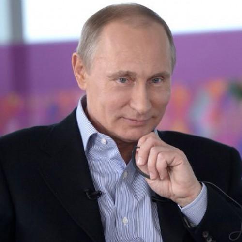 Тина Канделаки поздравила Владимира Путина с днем рождения