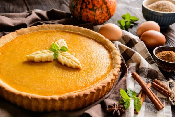 Пирог на День благодарения