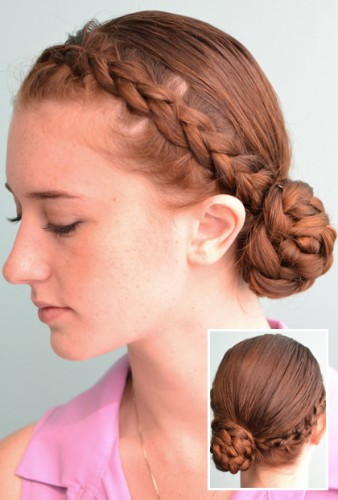 Простые и элегантные прически на влажные волосы спасут тебя в непредвиденной ситуации