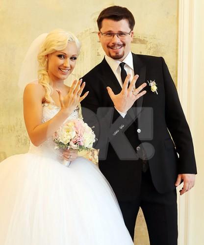 Гарик Харламов и экс-супруга Юлия