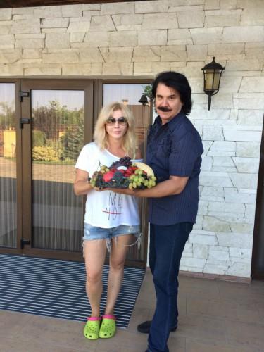 Ирина Билык и Павел Зибров