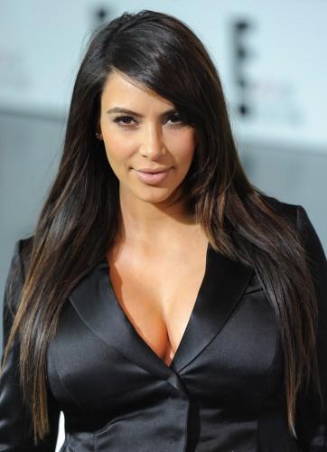 Ким Кардашян собирается есть плаценту