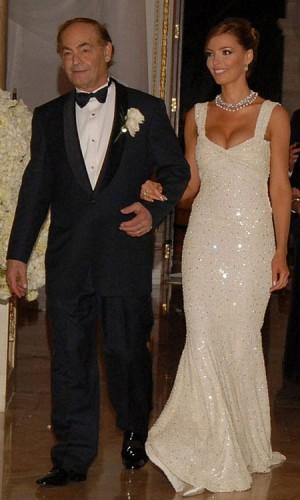 Александра Николаенко с мужем