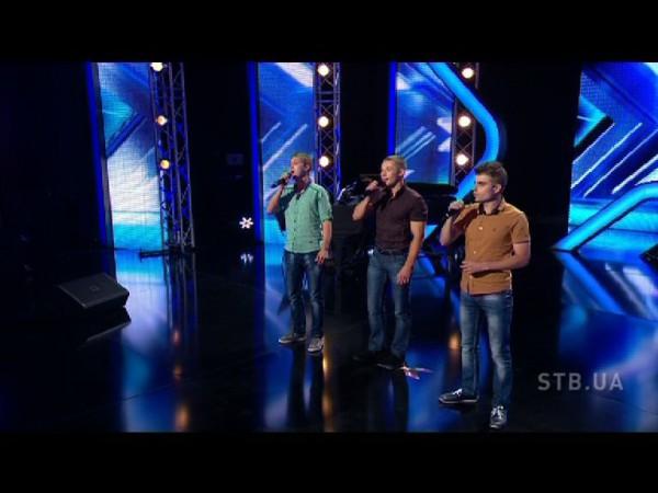 Группа Триода спела украинскую народную песню
