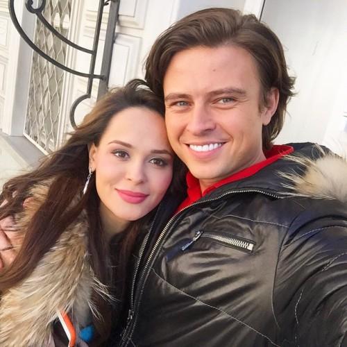 Прохор шаляпин со своей возлюбленной Анной Калашниковой