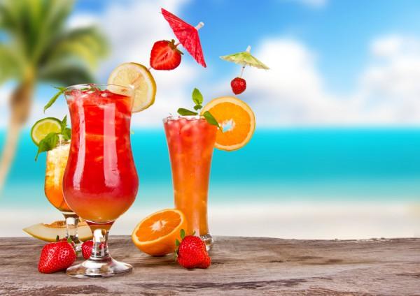 Секс на пляже коктейль на видео