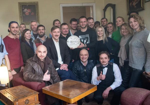 Съемочная группа сериала