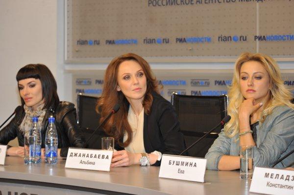Ева Бушмина (крайняя справа) считает, что всему свое время