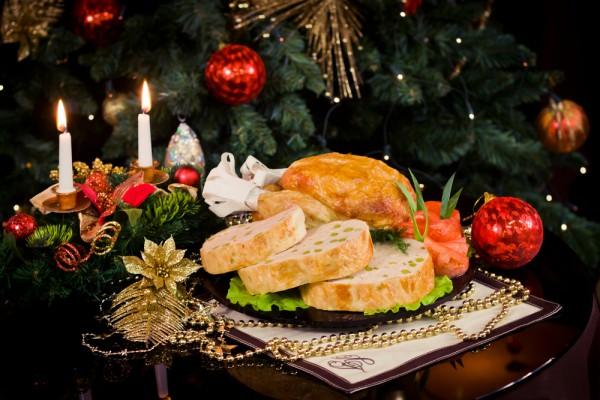 Горячие закуски - обязательный пункт новогоднего меню