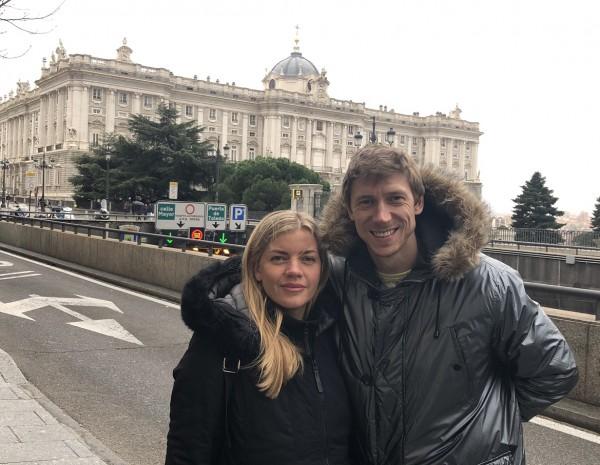 Евгений Гашенко с женой фото