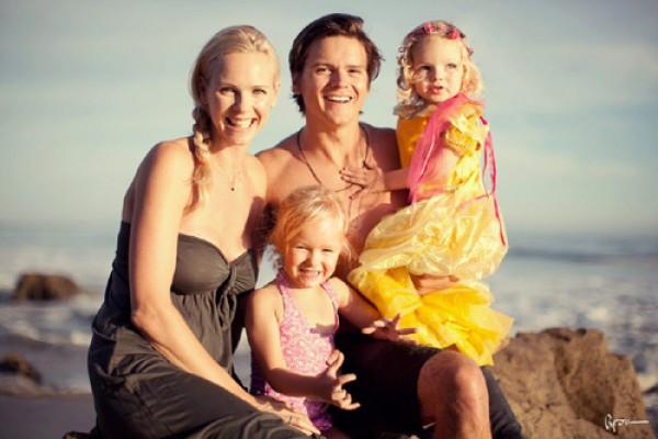 Сейчас модель – счастливая мама, она уверена, что операция спасла ей жизнь
