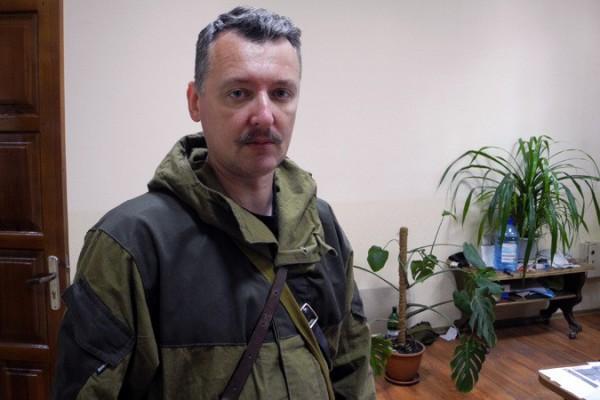 Игорь Стрелков женился на своей помощнице