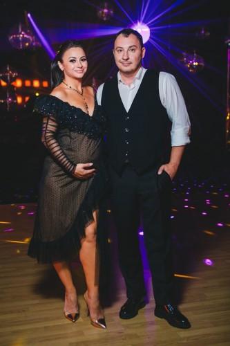 Дмитрий Танкович и Илона Гвоздева