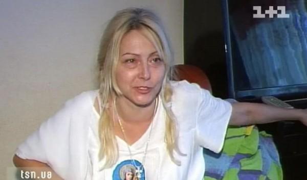 Оксана Хожай снова в больнице