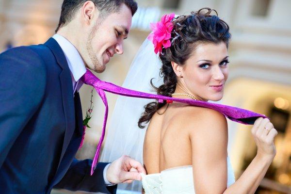 Свадебные традиции придают празднику особое настроение