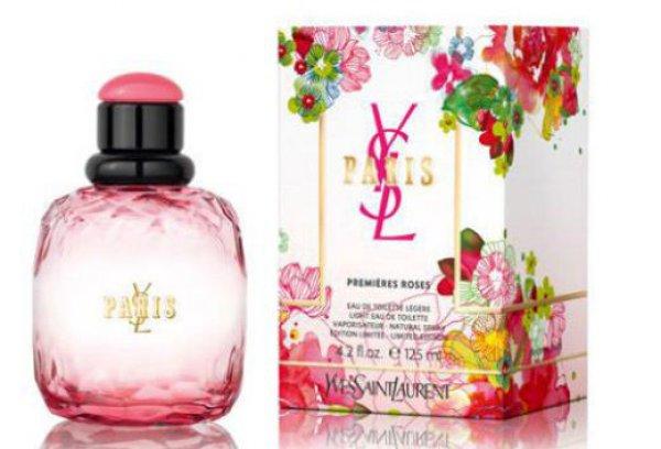 Аромат Paris Premieres Roses от Yves Saint Laurent