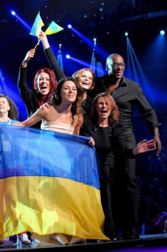 Злата Огневич вернулась с Евровидения 2013 и рассказала журналистам о конкурсе