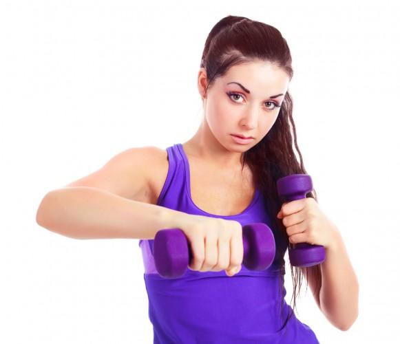 Регулярные упражнения помогут поддерживать мышцы в тонусе