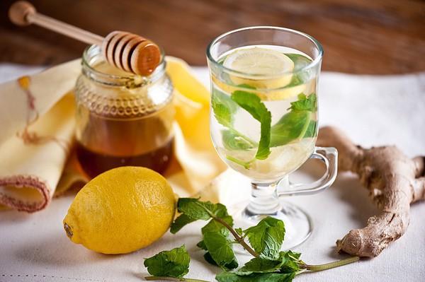 Чай с перцем чили