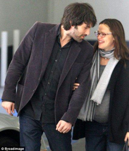 Бен Аффлек и Дженнифер Гарнер ждут третьего ребенка