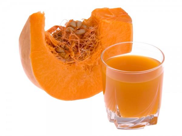 Тыквенный сок помогает укрепить иммунитет