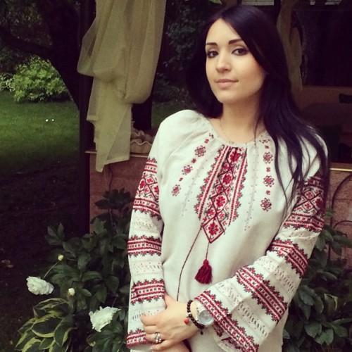 31 мая в семье украинской артистки Ангелины Завальской и телеведущего Александра Колодия произошло пополнение