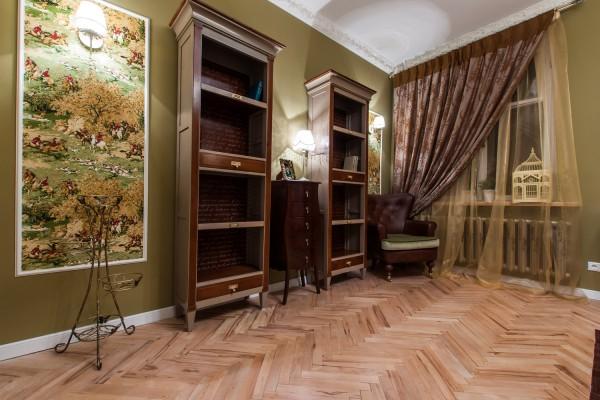 Гостиная и спальня 17 квадратов дизайн