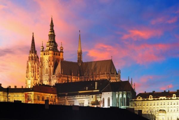 Крепость Пражский Град
