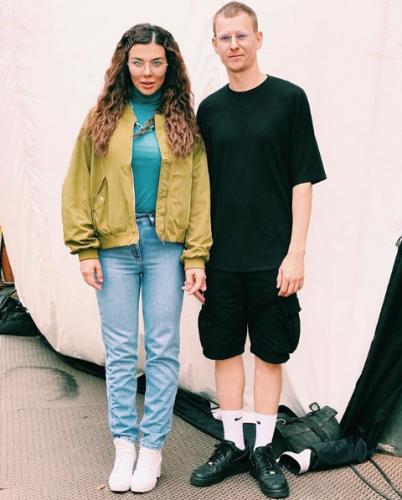 Анна Седокова и Дмитрий Авдеев фото