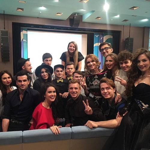 Участники Новой Волны 2015