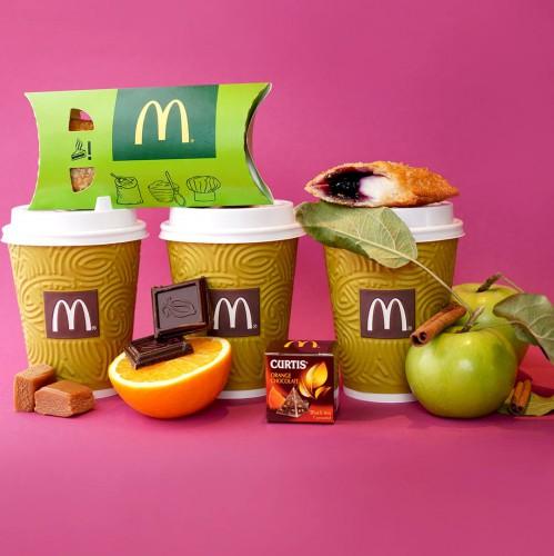 Где недорого поесть в Киеве: McDonald's