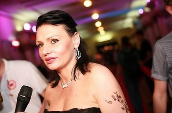 Ирэна Кильчицкая предпочла изменить темный цвет волос