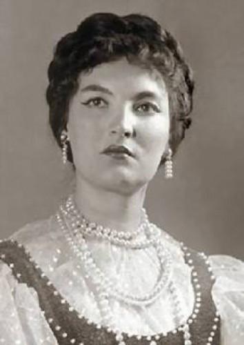 Певица Ольга Воронец