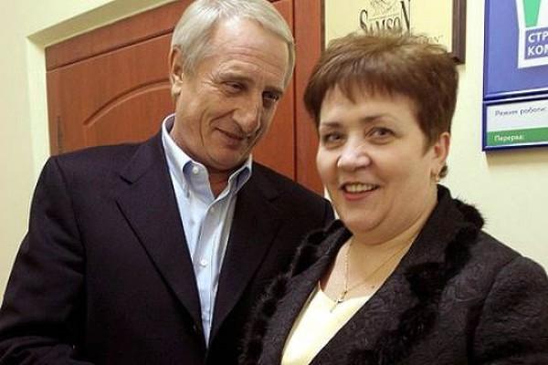 Виталий Самсоненко не знает причины развода