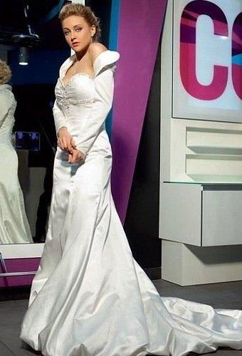 Бесславные детали свадьбы Евы Бушминой