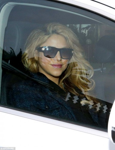 Шакиру выписали из роддома