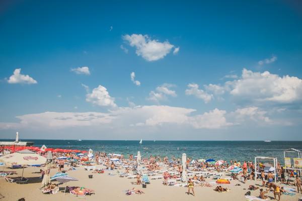 Пляжи Одессы: Ланжерон