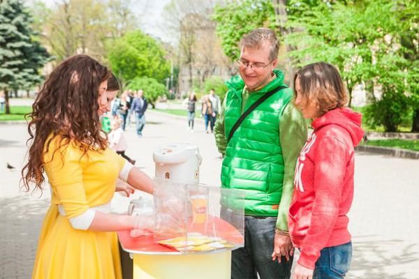 Всеукраинский тур Lipton продолжается