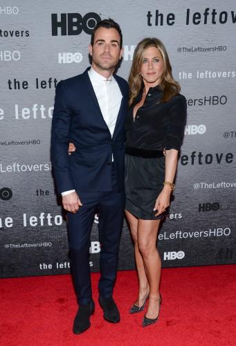 Джастин Теру и Дженнифер Энистон не появлялись вместе на публике с сентября 2013 года