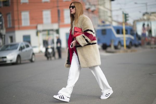 Стильные образы модниц зимой