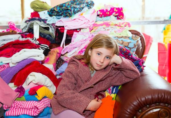 Безопасные ткани для детской одежды