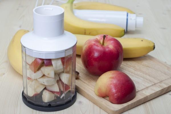 Что приготовить в блендере из яблок