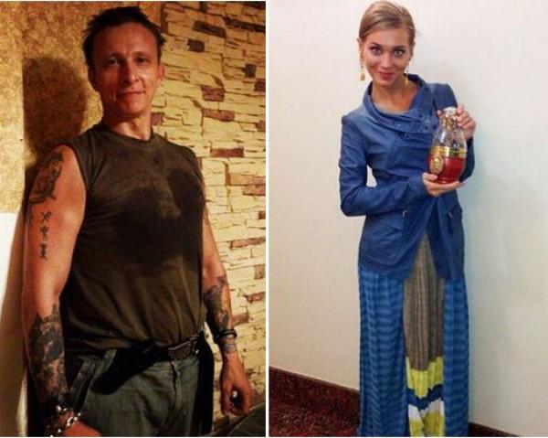 Иван Охлобыстин и Кристина Асмус - Лучшие российские актеры