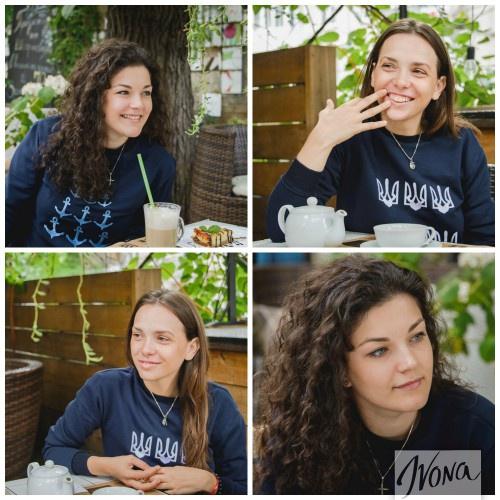 Саша и Маша - основатели  N&M